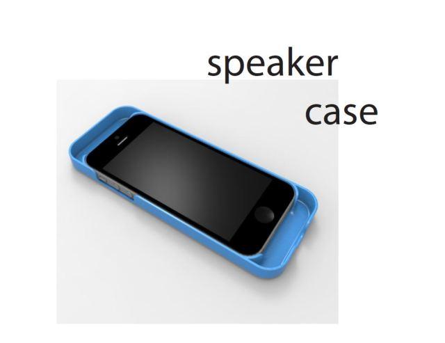 Speaker case 1